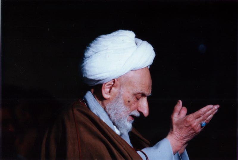 سماحة الشيخ البهجة قدس سره